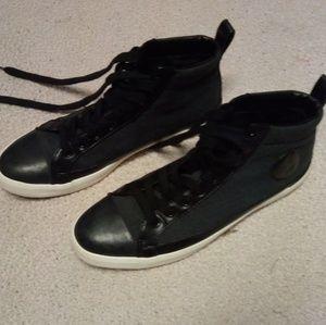 Polo Ralph Lauren Clark High Top Sneaker